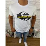Camiseta QuikSilver - Branca