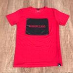 Camiseta Armani Vermelha