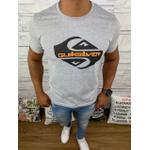 Camiseta QuikSilver - Cinza