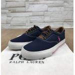 Sapatênis Ralph Lauren - Azul Marinho
