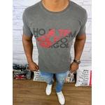 Camiseta Rv - Cinza