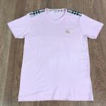 Camiseta Burberry - Rosa