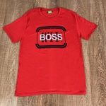Camiseta Hugo Boss - Vermelha
