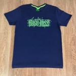 Camiseta Hugo Boss - Azul Marinho