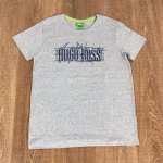 Camiseta Hugo Boss - Cinza