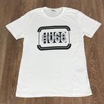 Camiseta Hugo Boss - Creme