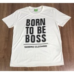 Camiseta Hugo Boss - Creme