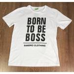 Camiseta Hugo Boss - Branca ⭐