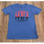 Camiseta Levis - Azul