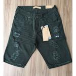 Bermuda Jeans JJ - Verde