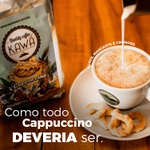Kit 1kg Cappuccino