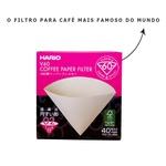 Filtro de papel - Coador de Café V60
