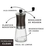 MOEDOR MANUAL DE CAFÉ EM GRÃOS