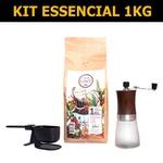 Kit Essencial 1 - Caramelo 1Kg + Moedor + Balança