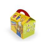 Embalagem Para Kit Lanche Infantil