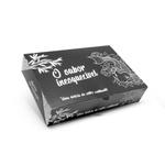 CAIXA ORIENTAL BLACK GOURMET - 50 UNIDADES