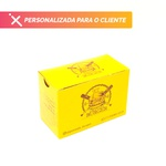 -CAIXA PARA BATATA FRITA DELIVERY PERSONALIZADA - 5000 unidades