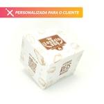 -CAIXA LANCHE HAMBURGUER EXTRA GRANDE PERSONALIZADA - 3000 UNIDADES