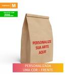 SACO S.O.S DELIVERY TRADICIONAL PERSONALIZADO - TAMANHO M - 200 UNIDADES