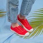 Slip On Thainá - Vermelho