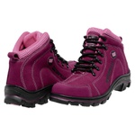 Bota Caterpillar Rosa Adventure Feminino 4000