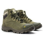 Bota Caterpillar Verde 9820