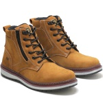 Bota Caterpillar Zip One Milho