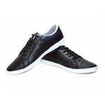 Sapatênis Casual D' Shoes Rossi Preto