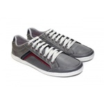 Sapatênis Casual D' Shoes Rossi Cinza