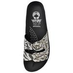 Sandália Ortopédica Webe Flex Super Conforto 2 Tiras Zebra