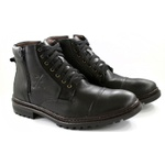 Bota Tchwm Shoes - Preto