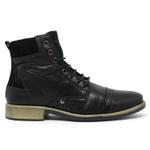 Bota Tchwm Shoes - Preto
