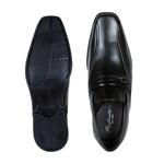 Kit 3 Sapatos Sociais Preto + Frete Grátis
