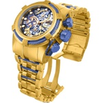 Invicta Zeus Bolt Skeleton