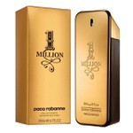 1 Million Paco Rabanne Eau de Toilette 200ml - Perfume Masculino