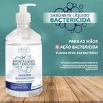 SABONETE LÍQUIDO BACTERICIDA 500ML