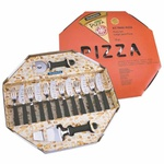 KIT P/PIZZA C/14 PCS