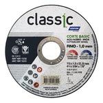 DISCO CORTE FERRO 4.1/2 X 3/64 X 7/8MM CLASSIC BASIC