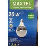 LÂMPADA LED BULBO MAXTEL 20W