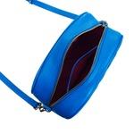 Bolsa Transversal Azul Céu Lobby