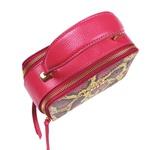 Bolsa Couro Pink Snake Mendel's