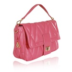 Bolsa Baguette Carrie Pink Blush