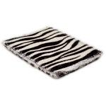 Carteira Porta Cartão Acessível e Versátil Couro Zebra