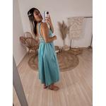 Vestido Cf Midi Sara Verde