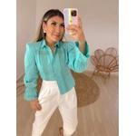 Camisa Valeria Tifany Única