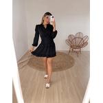 Vestido Lilian Preto