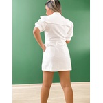 Vestido Bela Branco