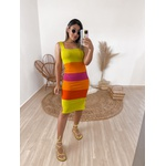 Vestido Tricot Mari Colors