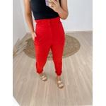 Calça Jogger Ivy Cf Vermelha