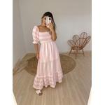 Vestido Listrado Márcia Rosa